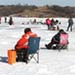 Ice Fishing Derby at Moosomin Lake