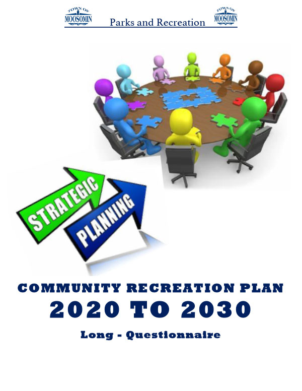 2020 Moosomin Parks & Recreation Plan Survey